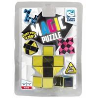 thumb-Magic Puzzle 3D Geel - 24 onderdelen-2