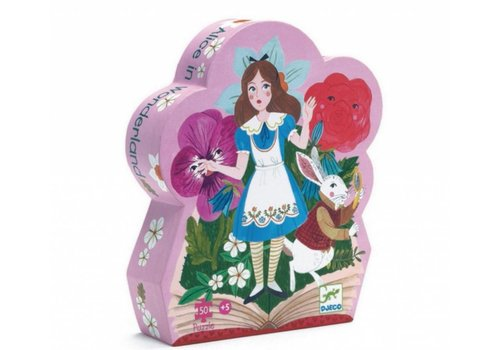 Alice in Wonderland - 50 pieces