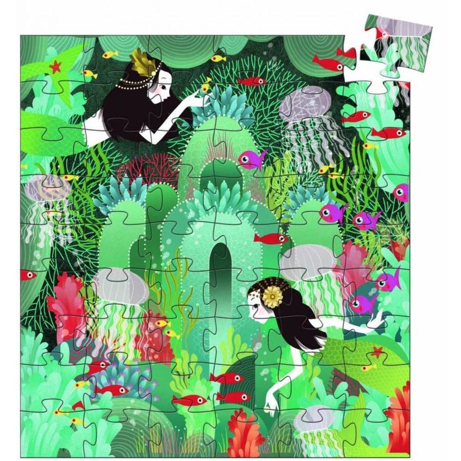 Aquatic paradise - puzzle of 54 pieces-2
