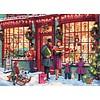 Gibsons De speelgoedwinkel in kerstsfeer - 1000 stukjes