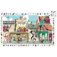 thumb-Street Art - puzzel van 200 stukjes-1