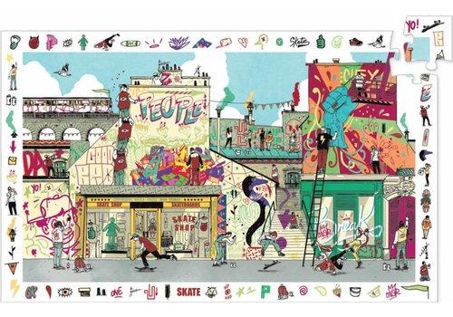 Street Art - 200 stukjes
