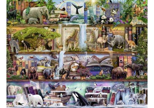 Gigantische dierenwereld - 2000 stukjes