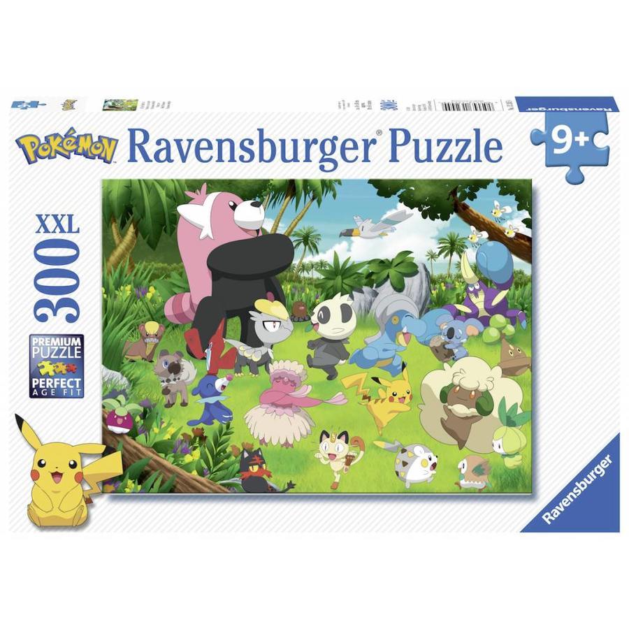 Pokemons - puzzel van 300 stukjes-2
