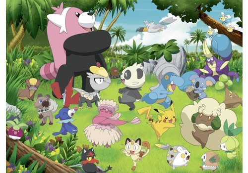 Pokemons - 300 stukjes