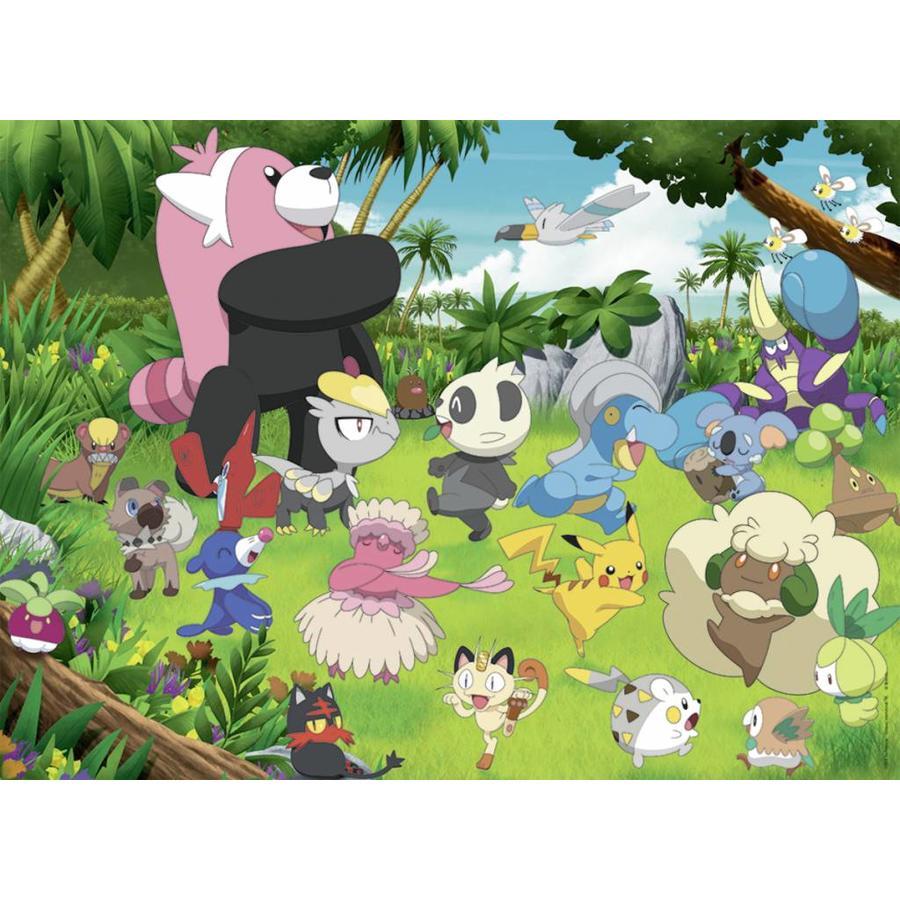 Pokemons - puzzel van 300 stukjes-1
