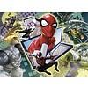 Ravensburger Spider-man: vrienden en vijanden - puzzel van 150 stukjes