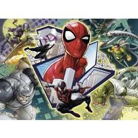 thumb-Spider-man: vrienden en vijanden - puzzel van 150 stukjes-1