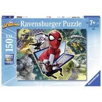 thumb-Spider-man: vrienden en vijanden - puzzel van 150 stukjes-2