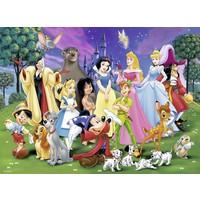thumb-Disney's lievelingen - puzzel van 200 stukjes-1