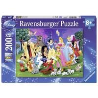 thumb-Disney's lievelingen - puzzel van 200 stukjes-2