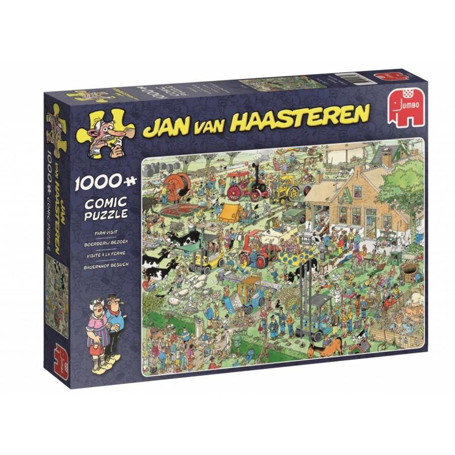 Boerderij bezoek - JvH - 1000 stukjes-1
