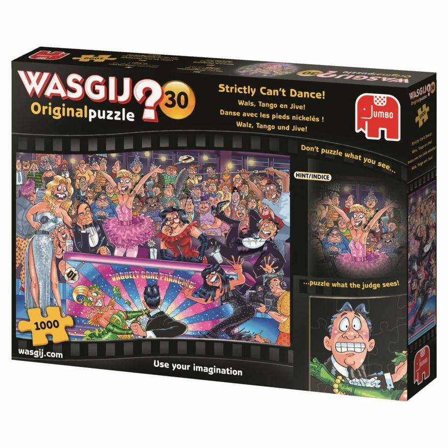 Wasgij Original 30  - Strictly can't dance! - 1000 stukjes-5
