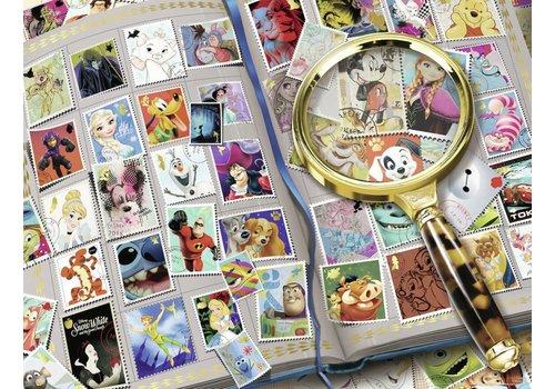 Mes plus beaux timbres Disney - 2000 pièces
