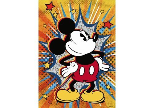 Retro Mickey - 1000 pieces