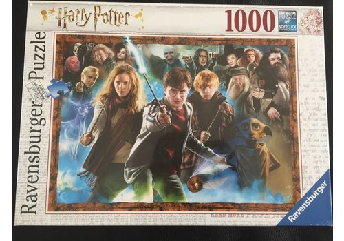 Ravensburger Harry Potter - De Tovenaarsleerling - 1000 stukjes