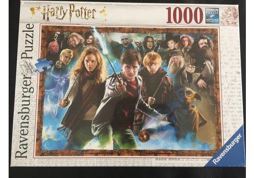 Ravensburger Harry Potter et les sorciers  - 1000 pièces