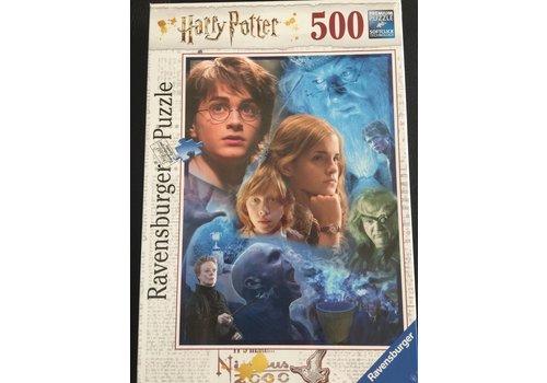 Ravensburger Harry Potter at Hogwarts - 500 pieces