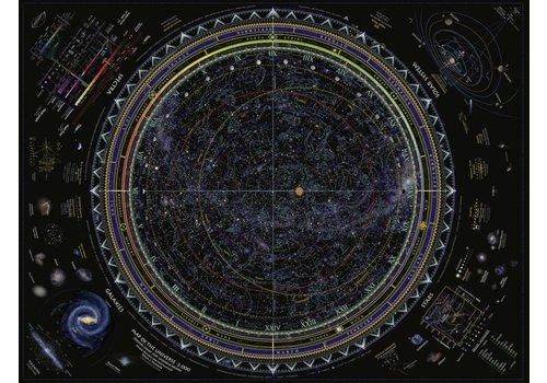 Het universum - 1500 stukjes