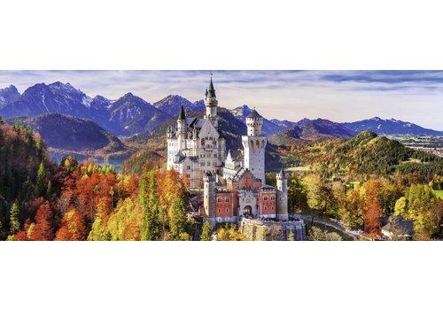 Slot Neuschwanstein - 1000 stukjes