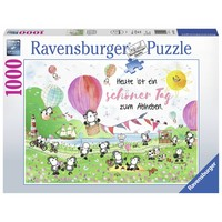 thumb-Time to get up sheep! - puzzle of 1000 pieces-2