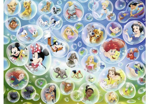Disney - Soapblast fun - 150 pieces