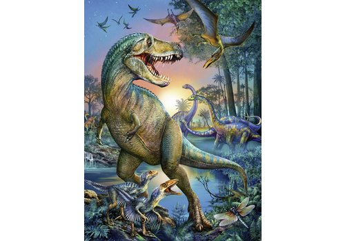 Ravensburger Dinosaur - prehistoric giant - 150 pieces