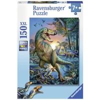 thumb-Dinosaurus - prehistorische reus - puzzel van 150 stukjes-2