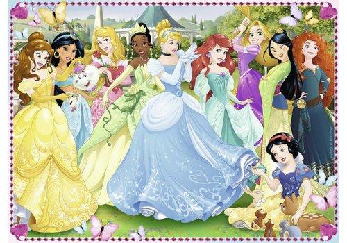Betoverende prinsessen - 100 stukjes