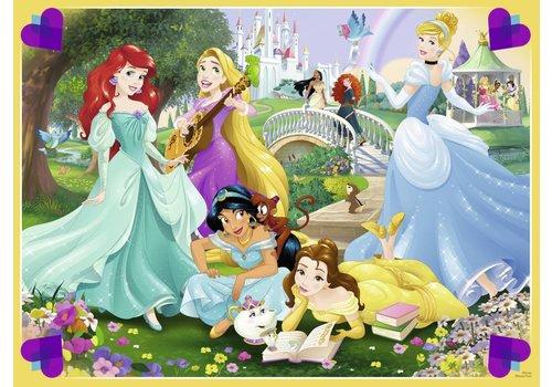 Ravensburger Prinsessen in de tuin - 100 stukjes