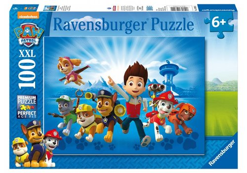 The team of Paw Patrol  - 100 pieces