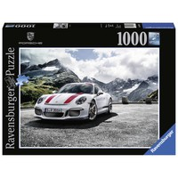 thumb-Porsche 911R - 1000 stukjes-1