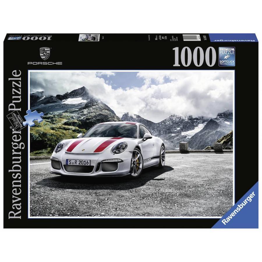 Porsche 911R - 1000 pièces-1