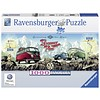 Ravensburger Met de VW Bulli over de Brennerpas - 1000 stukjes