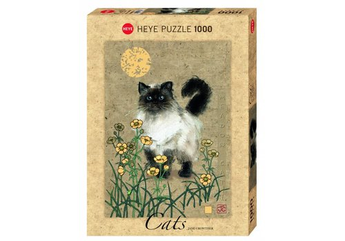 Meadow Cat - 1000 pieces