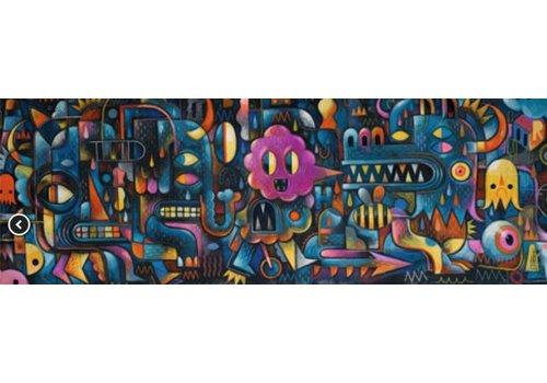 De monstermuur - 500 stukjes