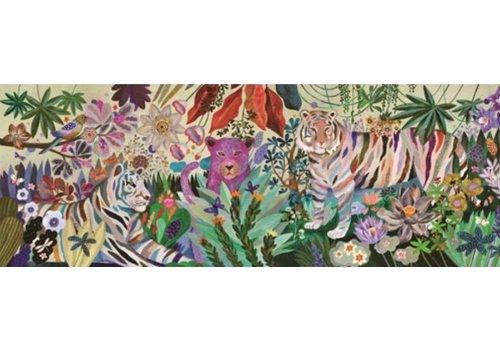 Regenboog tijgers - 1000 stukjes
