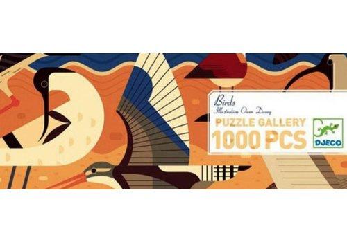 Birds - 1000 pieces
