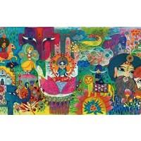 thumb-Inde magique - puzzle de 1000 pièces - Panorama-2