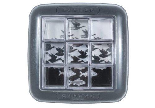 Mirror puzzle Escher - 3D puzzle