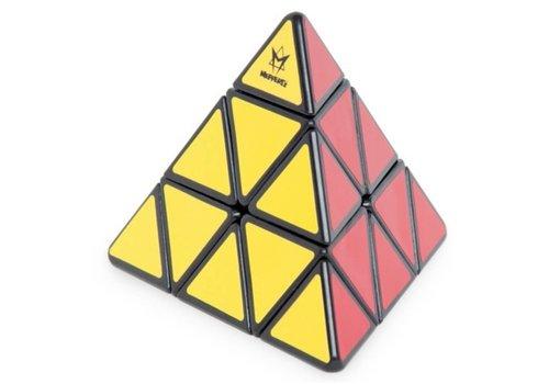 Pyraminx  - brainteaser cube