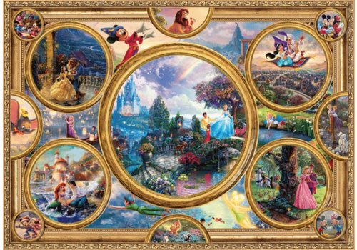 Disney Dreams Collection - 2000 pieces