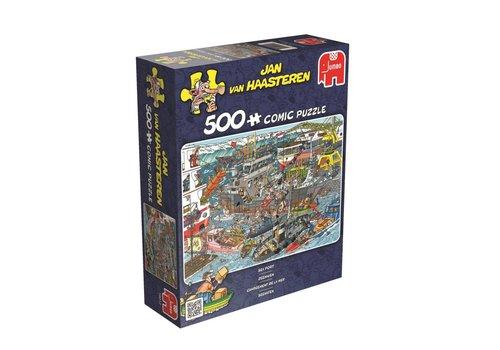 Zeehaven - JvH - 500 stukjes