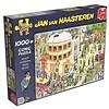 Jumbo The Escape - Jan van Haasteren - jigsaw puzzle of 1000 pieces