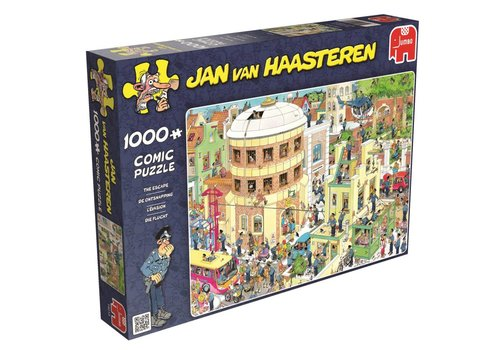 L'évasion - JvH - 1000 pièces