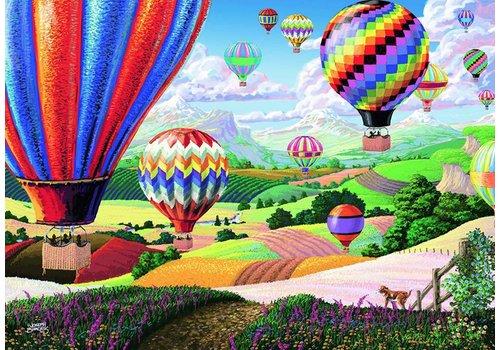 Ballons brillants  - 500 pièces XXL