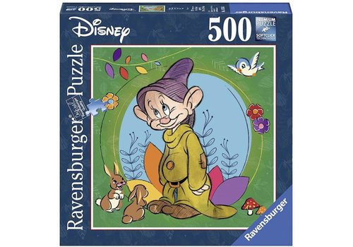 Dwarf Dopey - puzzle 500 pieces
