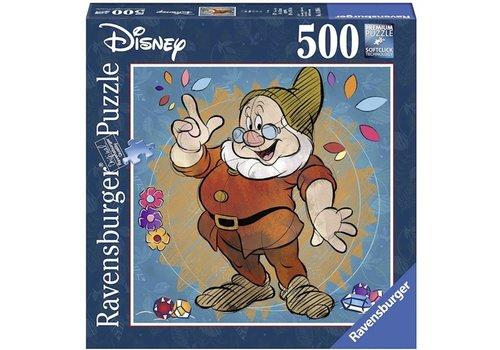 Nain Prof / Doc - puzzle 500 pièces
