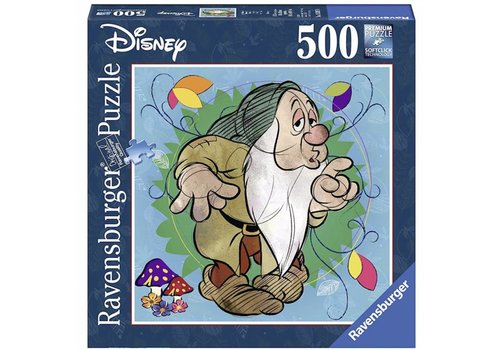 Dwarf Sleepy - puzzle 500 pieces