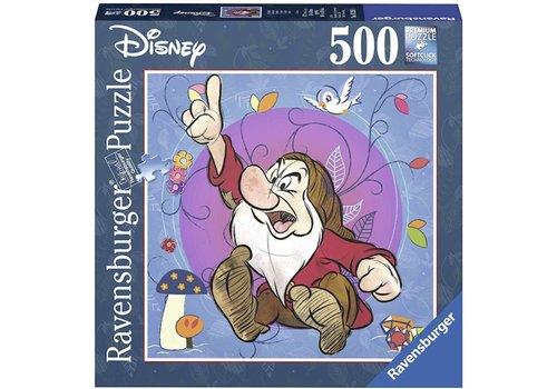 Dwarf Grumpy - puzzle 500 pieces